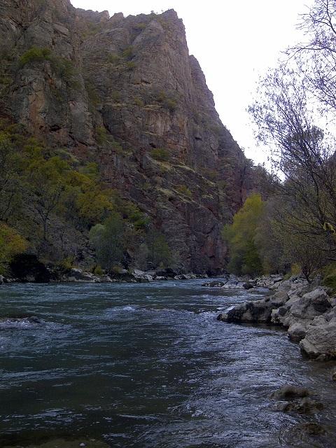 Parc National Munzur Valley