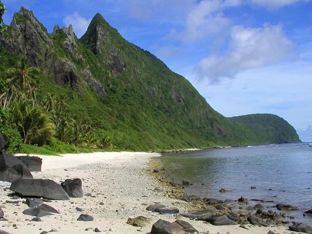 Parc national des Samoa américaines
