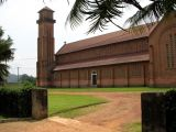 Oyem church