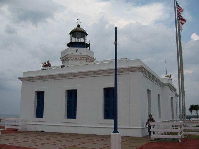 Arecibo Light
