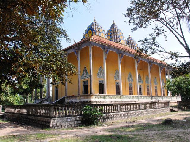 Rachtusna Pagoda