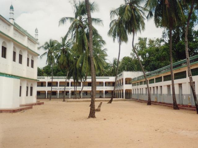 Mosquée Riyadha