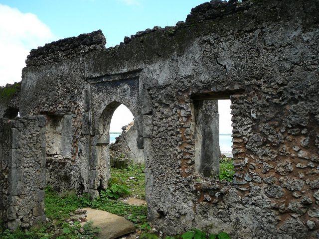 Ruines de Kilwa Kisiwani et de Songo Mnara