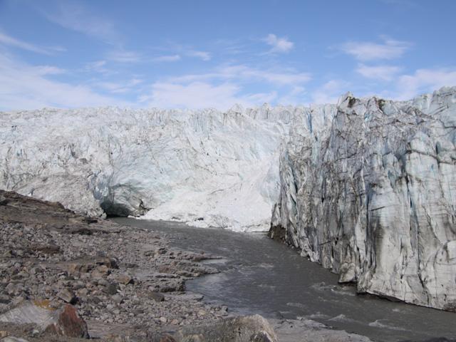 Glacier Russell