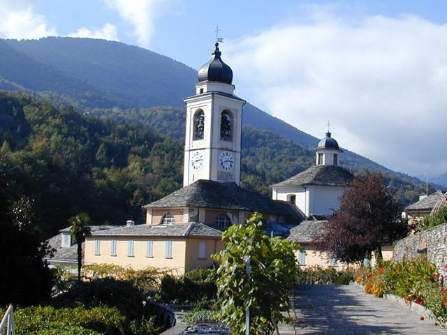 Sacri Monti du Piémont et de Lombardie
