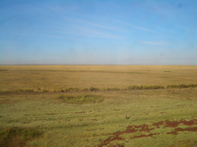 Saryarka, steppe et lacs du Kazakhstan septentrional