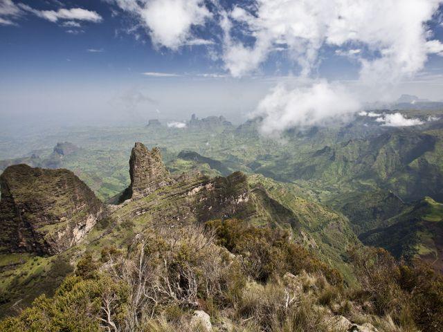 Plateaux d'Éthiopie