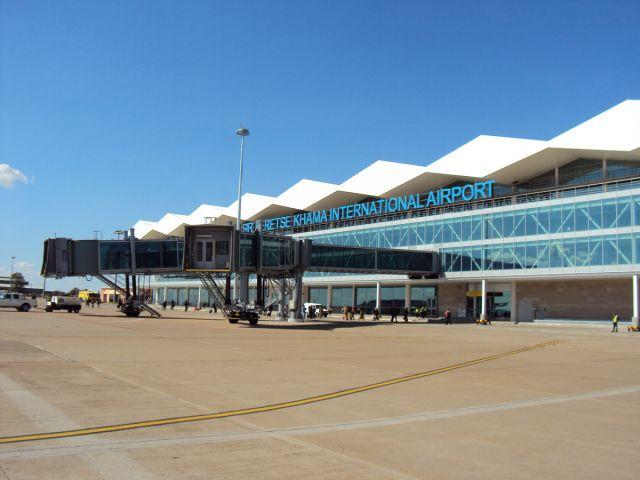 Aéroport International Sir Seretse Khama
