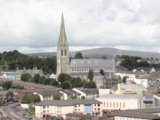 Cathédrale Saint-Eugène de Derry