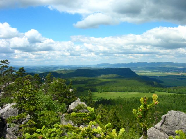 Table Mountains National Park