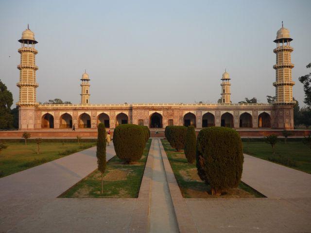 Tombe de Jahangir