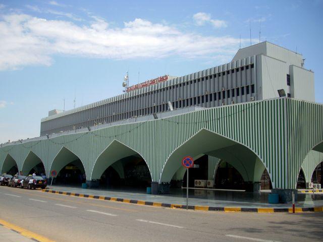 Aéroport international de Tripoli
