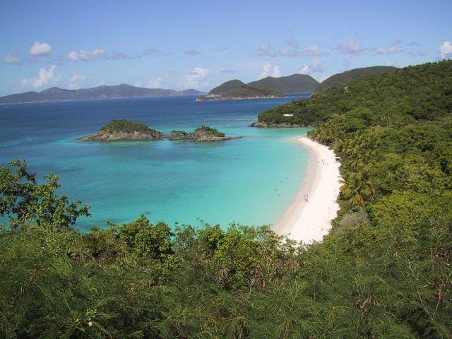 Parc national des îles Vierges