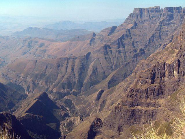 uKhahlamba / Parc du Drakensberg