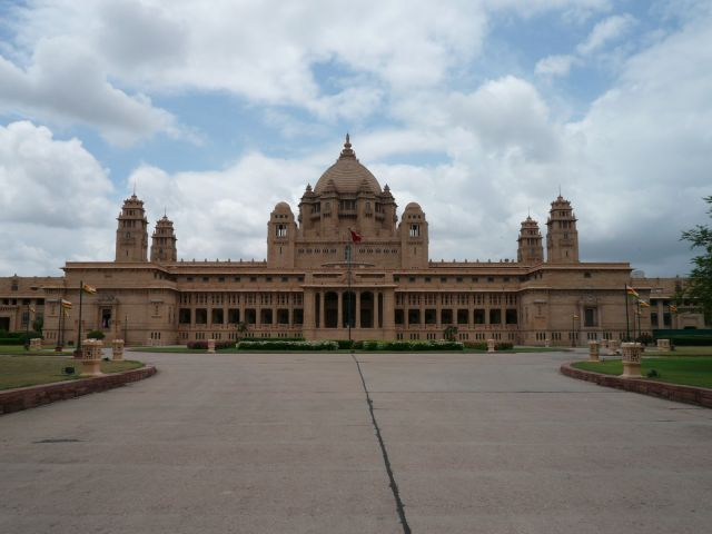 Palais Umaid Bhawan