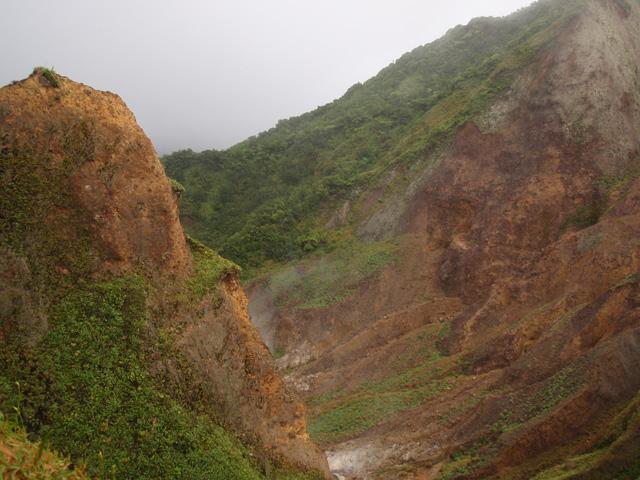 Parc national de Morne Trois Pitons