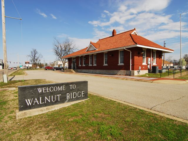 Walnut Ridge