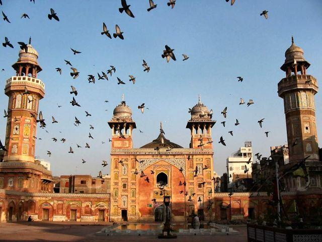 Mosquée de Wazir-Khan