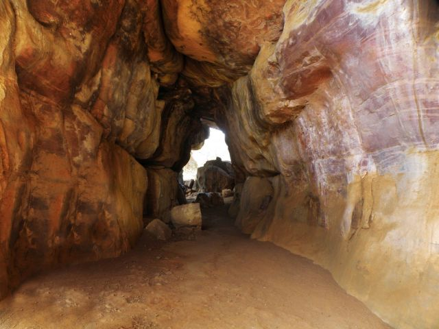 Abris sous-roche du Bhimbetka