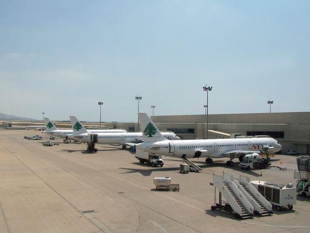 Aéroport international de Beyrouth - Rafic Hariri