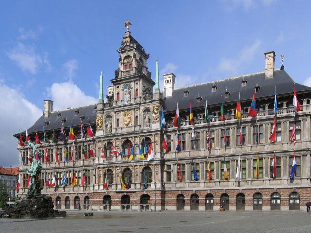 Hôtel de ville d'Anvers