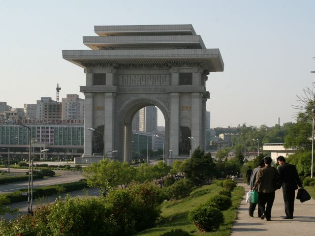Arc de triomphe de Kim Il-sung