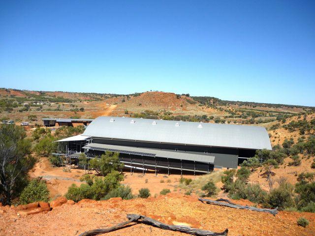 Sites fossilifères de mammifères d'Australie (Riversleigh / Naracoorte)