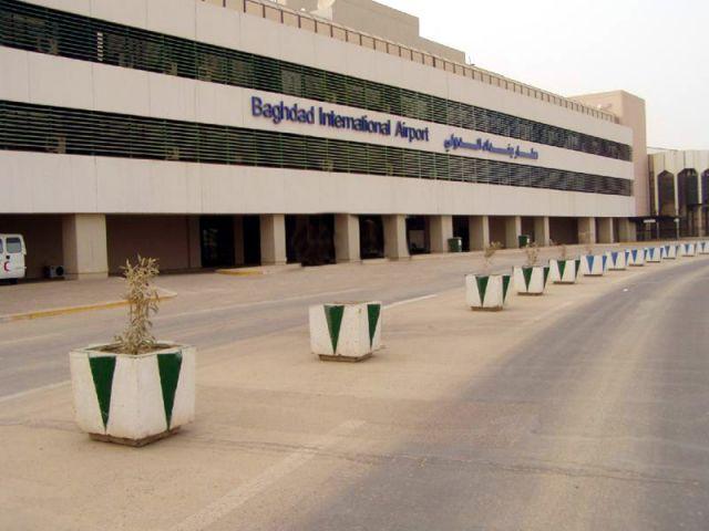 Aéroport international de Bagdad