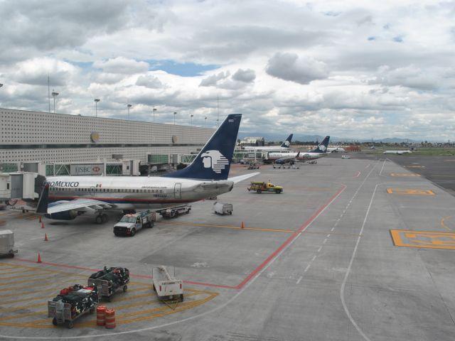 Aéroport international de Mexico