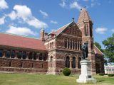 Benjamin Thompson Statue