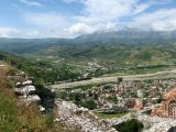 Panorama of Berat
