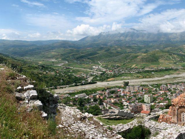 Panorama de Berat