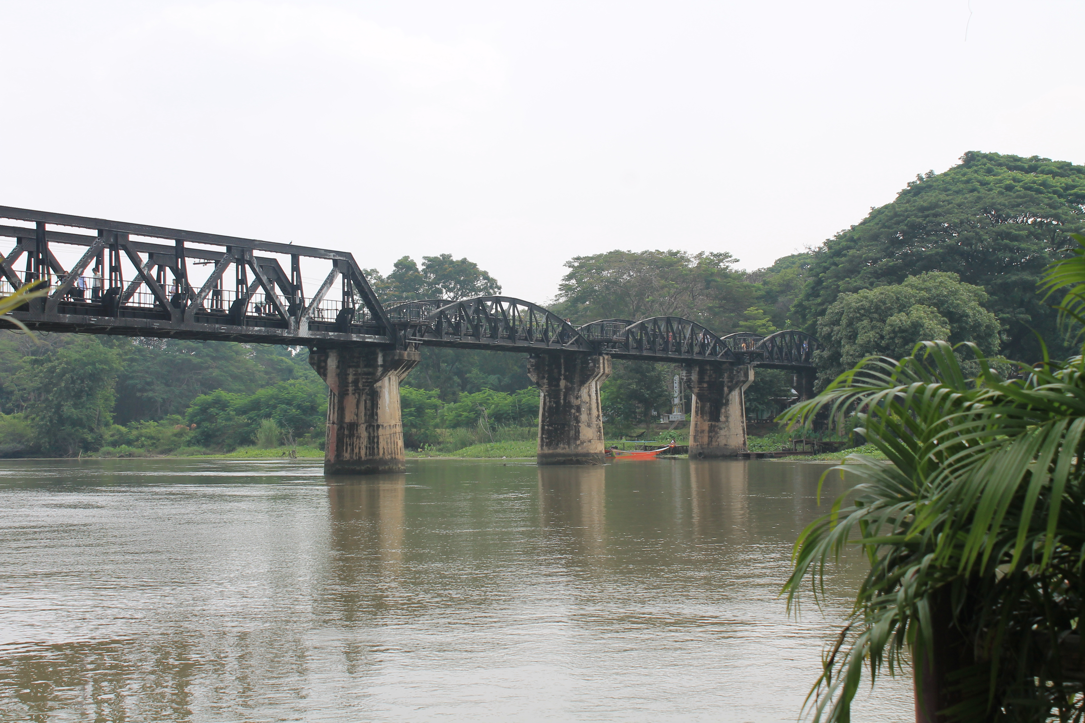 Bridge over the River Kwai, Kanchanaburi, Thailand, Landolia, a World of Photos