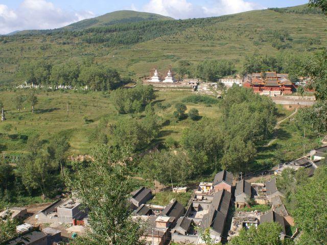 Mont Wutai
