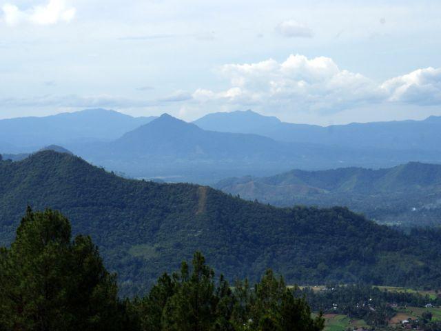 Parc National Bukit Barisan Selatan