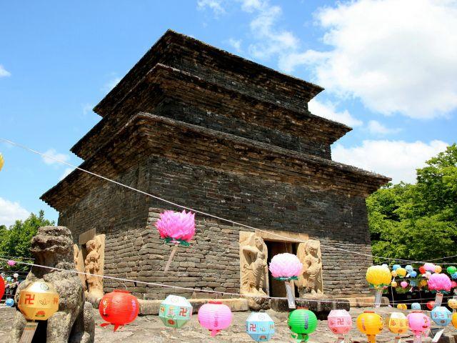 Pagode Bunhwangsa