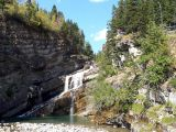 Cameron Falls, Waterton-Glacier International Peace Park
