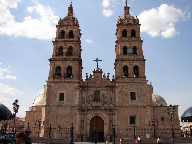 Catedral Basilica de Durango