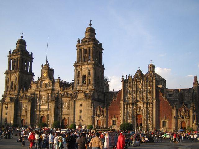 Centre Historique de Mexico