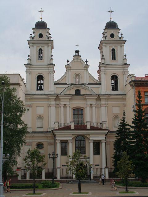 Cathédrale Sainte-Marie de Minsk