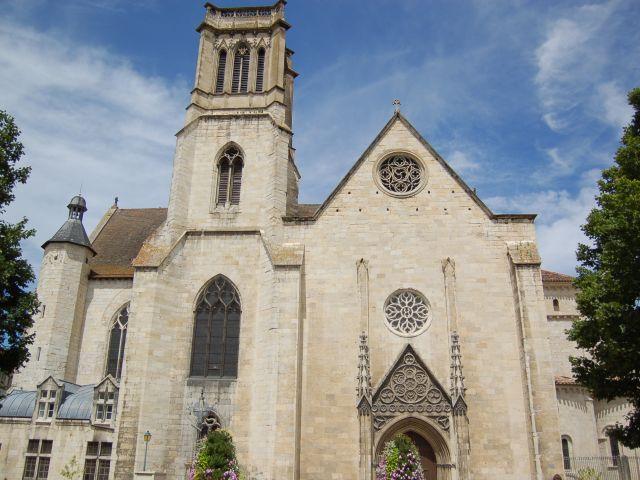 Cathédrale Saint-Caprais