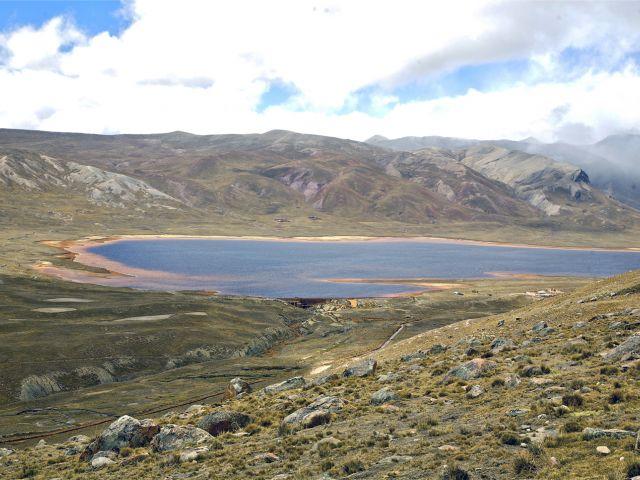 Lac de Chacaltaya