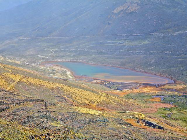 Lacs de Chacaltaya