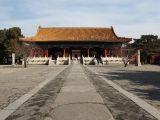 Changling tomb's Ling'en Gate