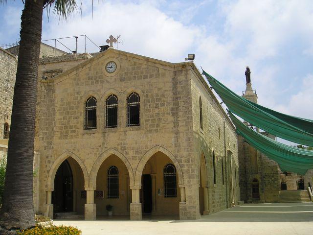 Church of Saidet et Talle