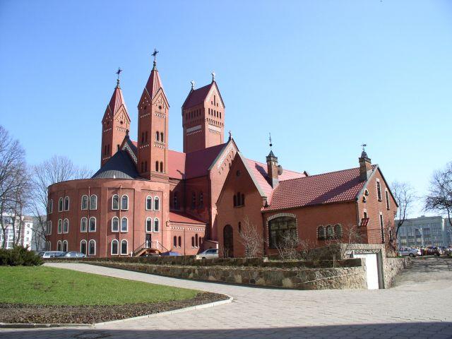 Église Saint-Siméon-et-Sainte-Hélène