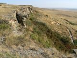 Cliffs, Head-Smashed-In Buffalo Jump