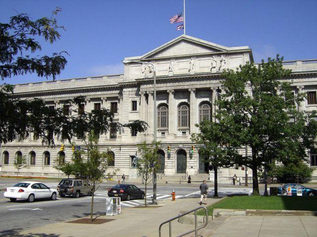 Palais de justice du Comté de Cuyahoga