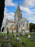 Church of Saint-Pierre d'Aulnay