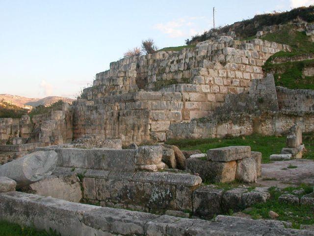 Temple d'Eshmoun